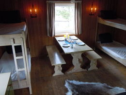 Cottage with fishing possibilities in Lapland